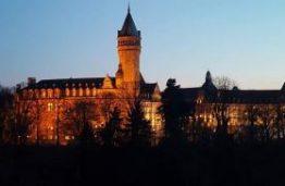 KTU EVF absolventė praktiką Liuksemburge pratęs ir po studijų