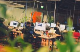 Kūrybiškos darbo erdvės: nauda darbuotojui ar įmonei?