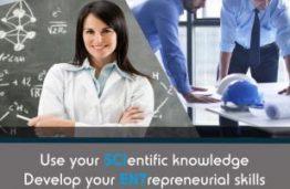 Prasidėjo jaunųjų tyrėjų atranka į projekto SCIENT mokymus