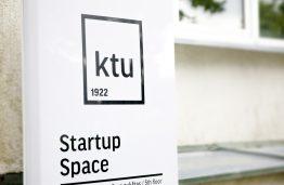 Kaunastic Startup Week'2020: KTU Startup Space