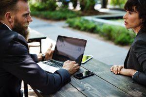 Darbo pokalbiai keičiasi: nuo egzamino iki malonaus pokalbio