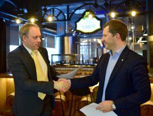 """KTU ir """"Volfas Engelman"""" partnerystės sutartis: studentams atsiveria išskirtinės galimybės"""