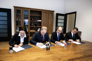 Pratęsta Jungtinės veiklos sutartis: KTU su partneriais ir toliau telks Kauno mokslinį potencialą
