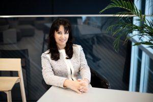 Gerda Žigienė. Technologijos sparčiai ir iš esmės keičia finansų specialisto profilį