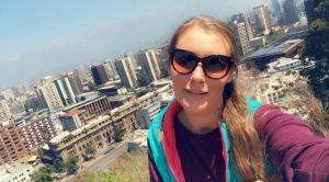 KTU absolventės V. Kavaliauskaitės praktika Argentinoje: nuo lietuvių kalbos pamokų iki žemaitiškų blynų kordobiečiams