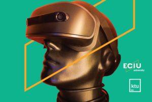 """""""ECIU universiteto dienos 2020"""": stebėkite tiesioginę transliaciją"""