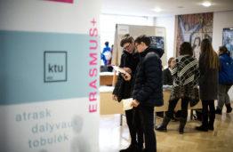 """Mainų programa """"Erasmus+"""" augina asmenybes"""