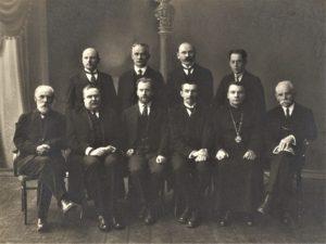Lietuvos universiteto šimtmečio fotografijų paroda