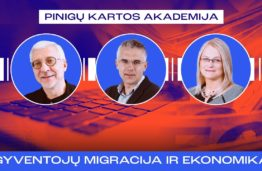 Kartu su Laisvės TV: Gyventojų migracija | Kokią įtaką turime mes? Komentuoja profesorė V. Kumpikaitė – Valiūnienė