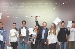 Dinamiška IT atradimų erdvė Kauno moksleiviams KTU Jaunųjų kompiuterininkų mokykloje