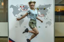 Studentų Pasaulio Jėgos Trikovės Taurės Čempionė – KTU studentė