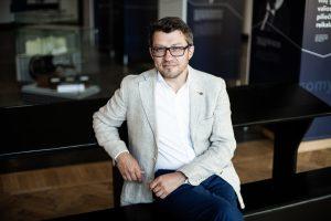 KTU Alumnų asociacijos prezidentu išrinktas Darius Vaičiulis