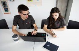 KTU WANTed karjeros dienos | Ko reikia, kad kontaktas darbo pokalbio metu būtų sėkmingas? KTU siūlo išbandyti simuliacinius darbo pokalbius