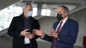 bendradarbiaus Nacionalinis Kauno dramos teatras ir KTU
